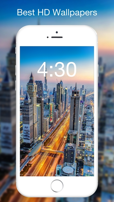 「10,000+ Wallpapers for iPhone 6/6 Plus」のスクリーンショット 2枚目