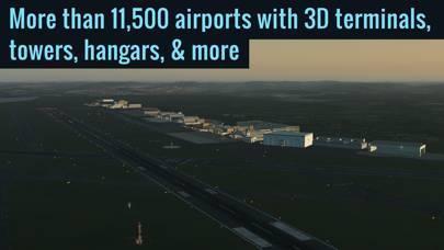 「X-Plane Flight Simulator」のスクリーンショット 2枚目