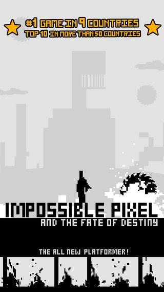 「Impossible Pixel」のスクリーンショット 1枚目