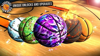 「Basketball Showdown」のスクリーンショット 2枚目