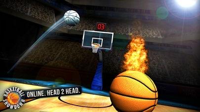 「Basketball Showdown」のスクリーンショット 1枚目