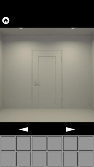 「脱出ゲーム WHITE ROOM」のスクリーンショット 1枚目
