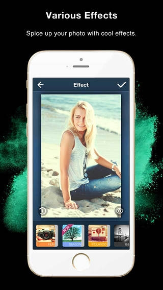 「Framatic - Photo Collage Pic Editor for Instagram」のスクリーンショット 3枚目