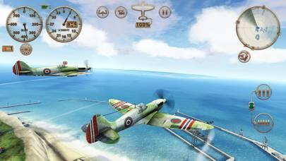 「Sky Gamblers: Storm Raiders」のスクリーンショット 2枚目