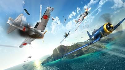 「Sky Gamblers: Storm Raiders」のスクリーンショット 1枚目
