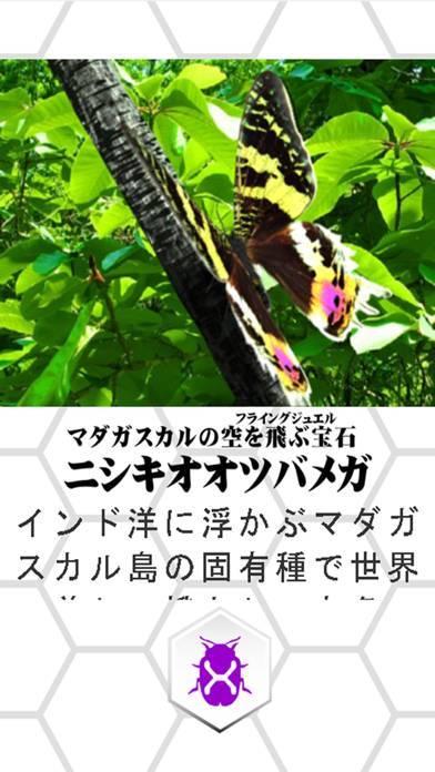 「巨虫図鑑 ライト版」のスクリーンショット 3枚目