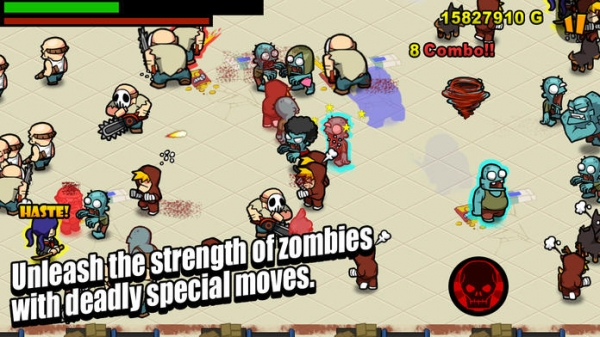 「Infect Them All 2 : Zombies」のスクリーンショット 2枚目
