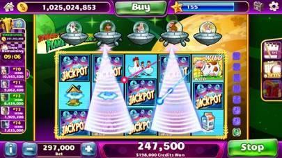 「Jackpot Party - Casino Slots」のスクリーンショット 3枚目