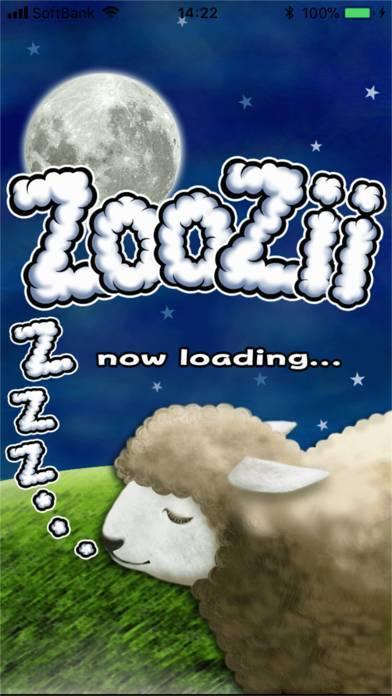 「いびきチェック ZooZii(ズージー)」のスクリーンショット 1枚目