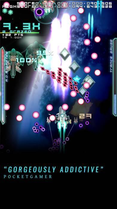 「Danmaku Unlimited 2 - Bullet Hell Shmup」のスクリーンショット 1枚目