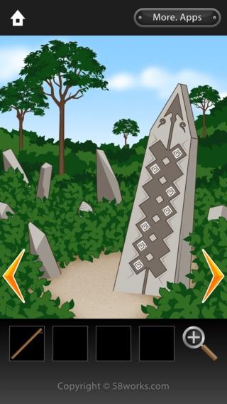 「脱出ゲーム Ruins」のスクリーンショット 2枚目
