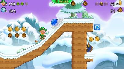 「Lep's World 3 Plus - スーパー最高のプラットフォーマーゲーム」のスクリーンショット 2枚目
