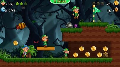 「Lep's World 3 Plus - スーパー最高のプラットフォーマーゲーム」のスクリーンショット 3枚目