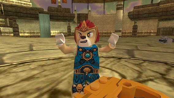 「LEGO® Legends of CHIMA: Speedorz™」のスクリーンショット 2枚目