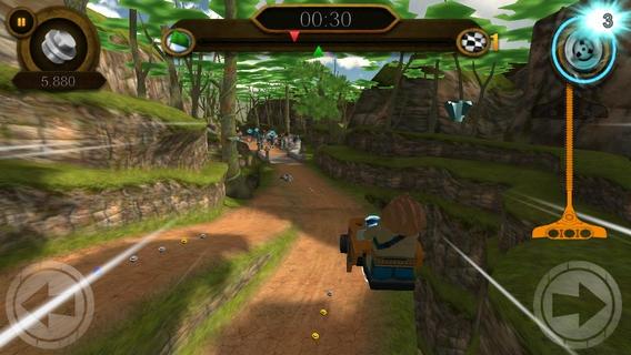 「LEGO® Legends of CHIMA: Speedorz™」のスクリーンショット 1枚目