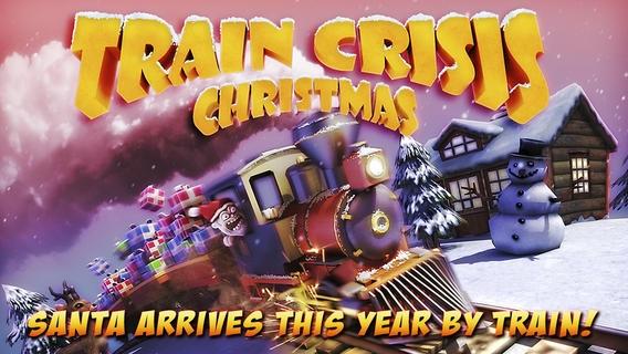 「Train Crisis Christmas」のスクリーンショット 1枚目