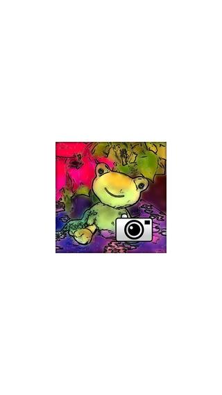 「描画カメラ」のスクリーンショット 1枚目