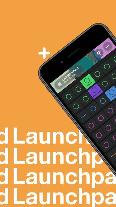 「Launchpad: DJ with Novation」のスクリーンショット 1枚目