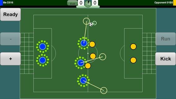 「Football Online」のスクリーンショット 1枚目