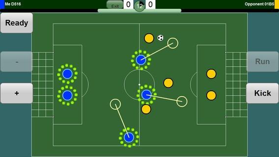 「Football Online」のスクリーンショット 2枚目
