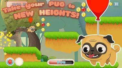 「Pug Run」のスクリーンショット 3枚目