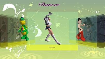 「Disco Girl - スターダンシングウィズ - 音楽とダンスのための最高の3Dゲームショー」のスクリーンショット 3枚目