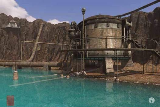 「Riven: The Sequel to Myst (日本語版)」のスクリーンショット 1枚目