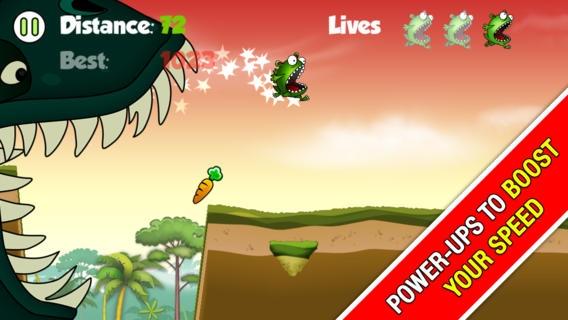 「Monsters Run Game (モンスター) - One of Worlds Hardest Racing Games (レースゲーム)」のスクリーンショット 2枚目