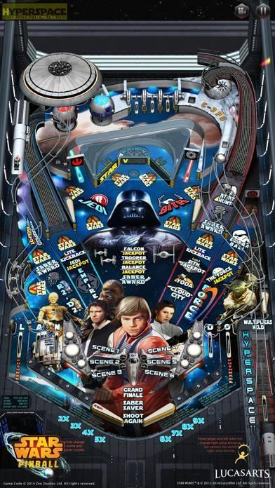 「Star Wars™ Pinball 7」のスクリーンショット 1枚目