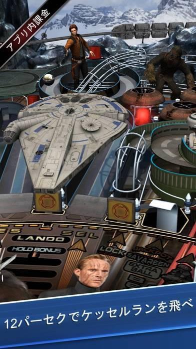 「Star Wars™ Pinball 7」のスクリーンショット 2枚目