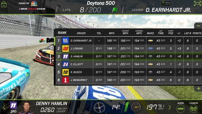 「NASCAR RACEVIEW MOBILE」のスクリーンショット 2枚目