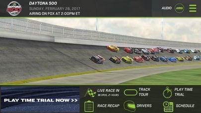 「NASCAR RACEVIEW MOBILE」のスクリーンショット 1枚目