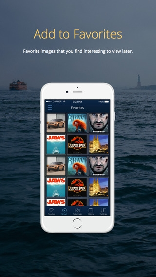 「CamFind - Visual Search, QR Reader, Price Comparison & Barcode Scanner」のスクリーンショット 3枚目