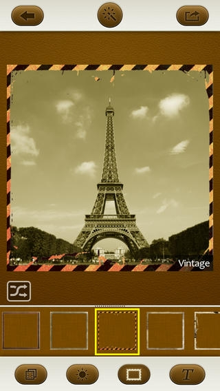 「InstaPhotoFX - Photo Effects & Picture Caption for Instagram」のスクリーンショット 3枚目