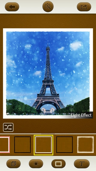 「InstaPhotoFX - Photo Effects & Picture Caption for Instagram」のスクリーンショット 2枚目
