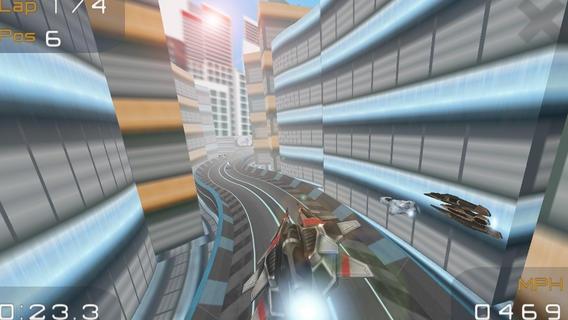 「TurboFly HD」のスクリーンショット 3枚目