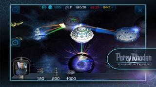 「Perry Rhodan: Kampf um Terra」のスクリーンショット 3枚目