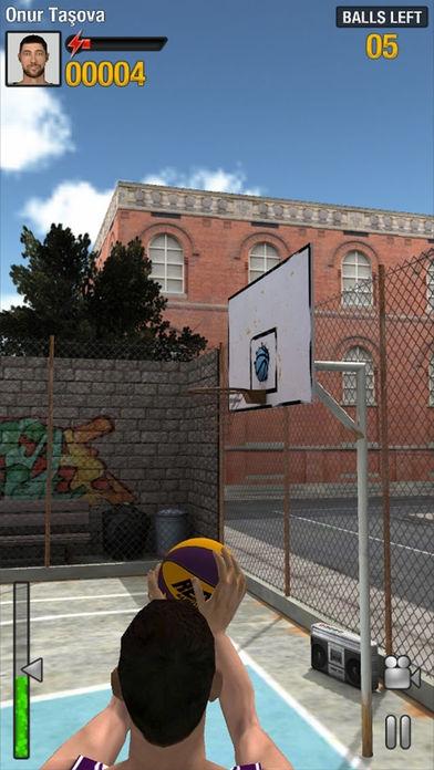 「Real Basketball」のスクリーンショット 2枚目
