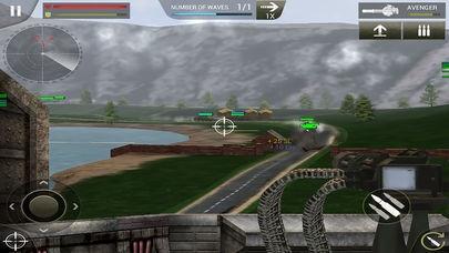 「Defence Effect free」のスクリーンショット 3枚目