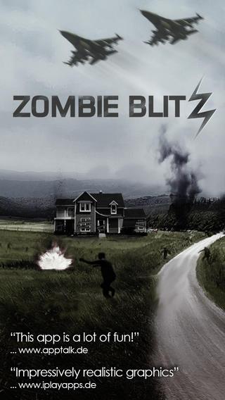 「Zombie Blitz」のスクリーンショット 1枚目