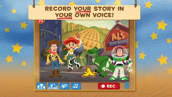 「Toy Story: Story Theater」のスクリーンショット 3枚目