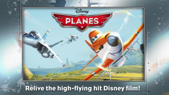 「Planes: Storybook Deluxe」のスクリーンショット 1枚目