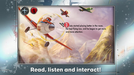 「Planes: Storybook Deluxe」のスクリーンショット 3枚目