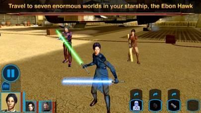 「Star Wars™: KOTOR」のスクリーンショット 3枚目