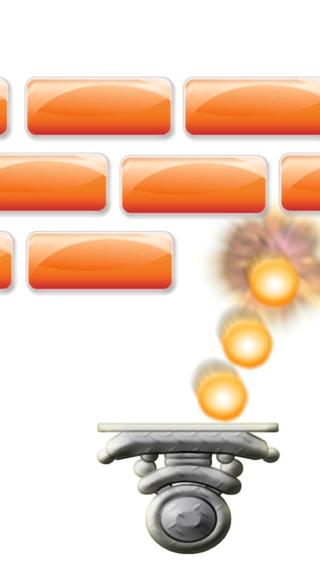 「Destroy block PRO - Use the bullet to destroy the blocks.」のスクリーンショット 1枚目