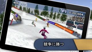 「スキー&スノーボード2013 (Ski & Snowboard)」のスクリーンショット 2枚目