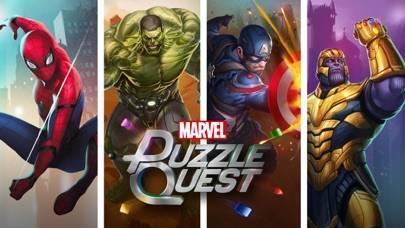 「マーベル・パズルクエスト:  マッチ3パズルヒーローRPG」のスクリーンショット 1枚目