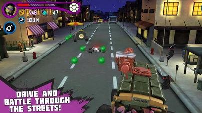 「Teenage Mutant Ninja Turtles: Rooftop Run」のスクリーンショット 2枚目