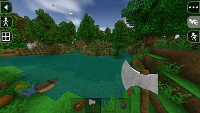 「Survivalcraft」のスクリーンショット 1枚目
