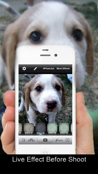 「Ace PhotoJus Pattern FX Pro - Pic Effect for Instagram」のスクリーンショット 3枚目